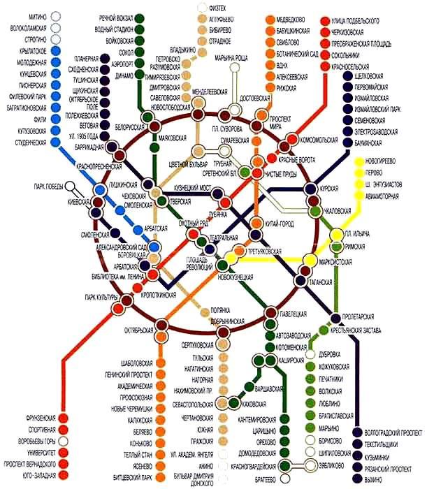 Станция метро шереметьевская на схеме метро